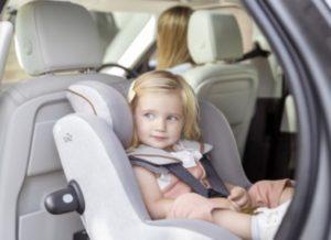 Vision Zero Deutschland im Auto mit Kindern Kindersitzprofis
